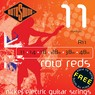 Rotosound R11 Roto Reds 11-48 Cryo-3 pack 50 % off